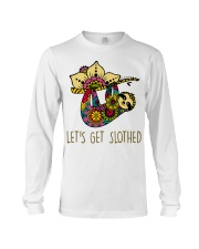 Let Get Slothed Long Sleeve Tee thumbnail