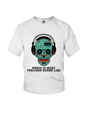 Music Is What Feeling Youth T-Shirt thumbnail