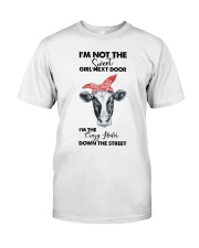Crazy Heifer Classic T-Shirt front