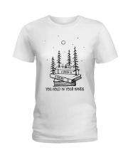 A Book Is A Dream Ladies T-Shirt thumbnail