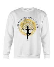Find Your Soul Crewneck Sweatshirt thumbnail