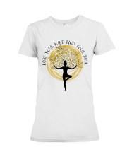 Find Your Soul Premium Fit Ladies Tee thumbnail