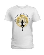Find Your Soul Ladies T-Shirt thumbnail