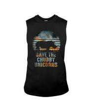 Save The Chubby Unicorns Sleeveless Tee thumbnail