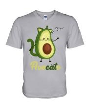Avocato V-Neck T-Shirt thumbnail