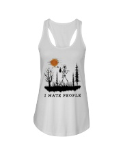 I Hate People Ladies Flowy Tank thumbnail