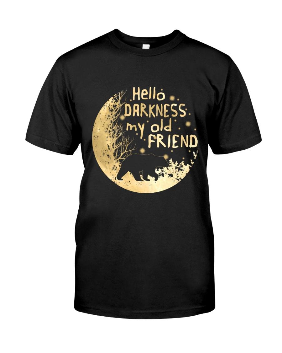 Hello Darkness My Old Friend Classic T-Shirt