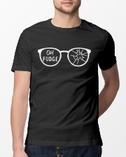 Oh Fudge Classic T-Shirt lifestyle-mens-crewneck-front-13
