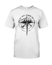 Not All Who Wander Are Lost Classic T-Shirt thumbnail
