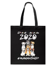 Dog Mom 2020 Tote Bag thumbnail