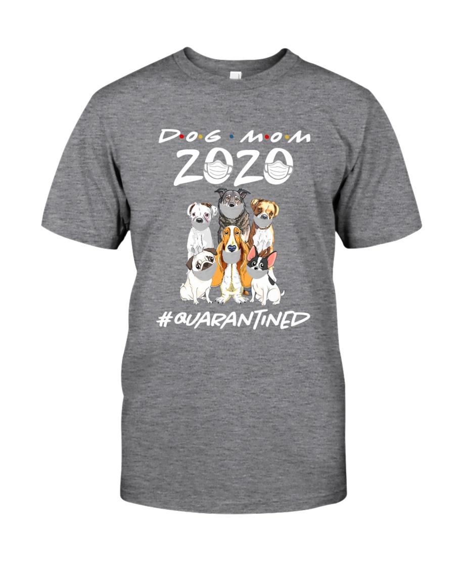 Dog Mom 2020 Classic T-Shirt