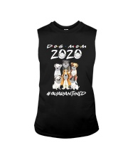 Dog Mom 2020 Sleeveless Tee thumbnail