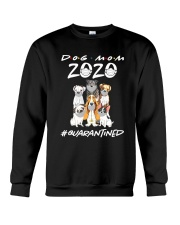 Dog Mom 2020 Crewneck Sweatshirt thumbnail