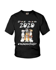 Dog Mom 2020 Youth T-Shirt thumbnail