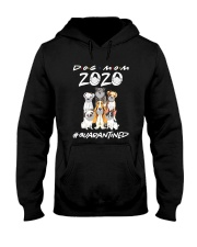 Dog Mom 2020 Hooded Sweatshirt thumbnail