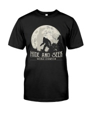 Hide And Seek World Champion 1 Classic T-Shirt tile