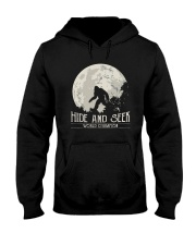 Hide And Seek World Champion 1 Hooded Sweatshirt front