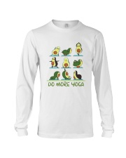 Do More Yoga Long Sleeve Tee thumbnail