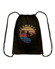 Llamaste Drawstring Bag thumbnail