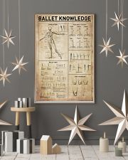 Ballet Knowledge 11x17 Poster lifestyle-holiday-poster-1