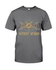 Witchy Woman Premium Fit Mens Tee thumbnail