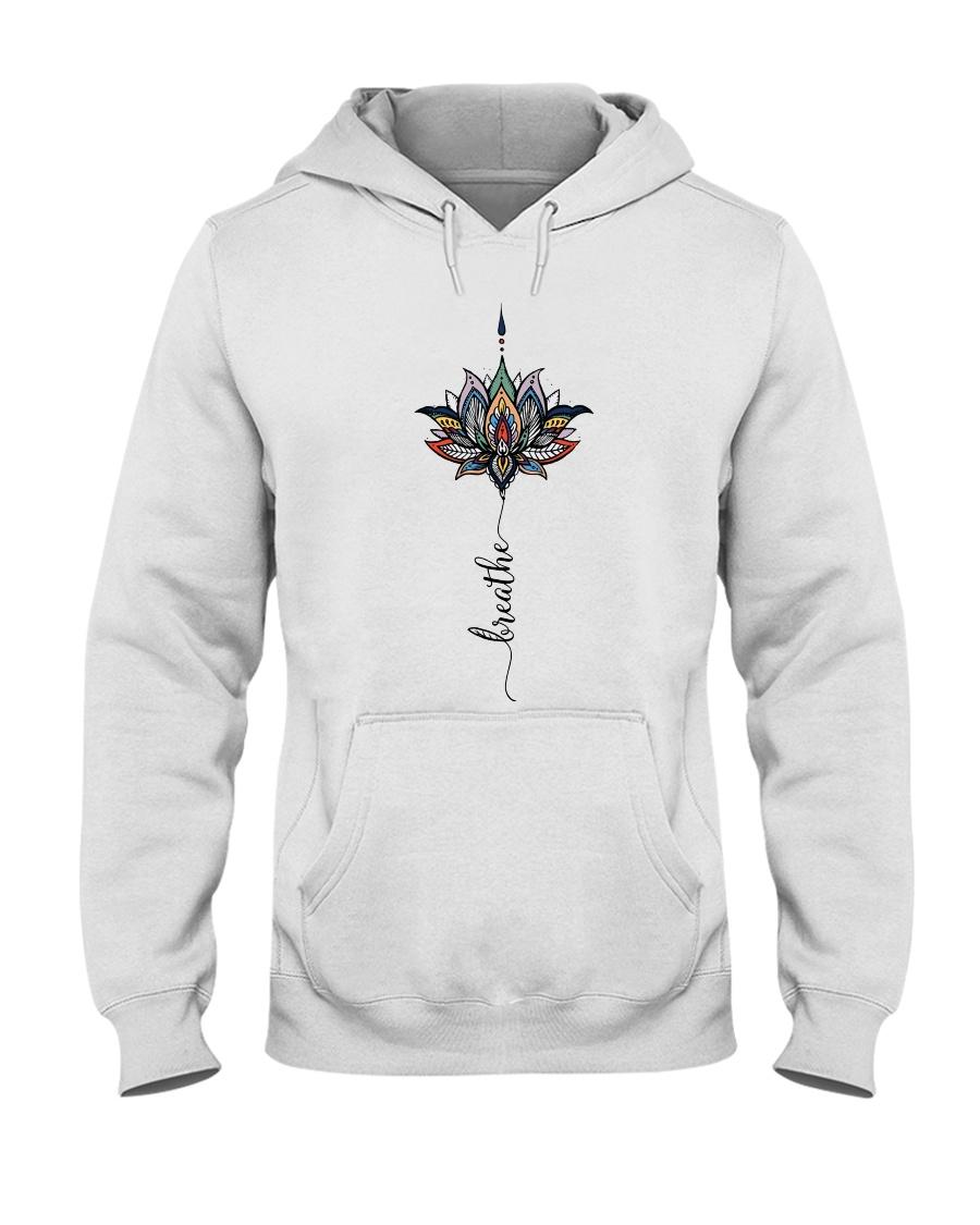 Breath Hooded Sweatshirt