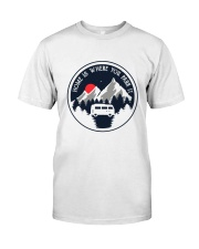 Home Is Where You Park It Classic T-Shirt thumbnail