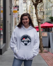 Home Is Where You Park It Hooded Sweatshirt lifestyle-unisex-hoodie-front-2