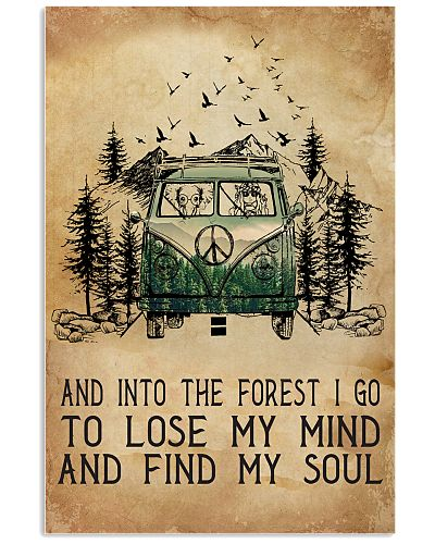 And Into The Forest I Go