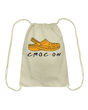 Croc On Drawstring Bag thumbnail