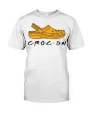 Croc On Classic T-Shirt front