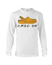 Croc On Long Sleeve Tee thumbnail