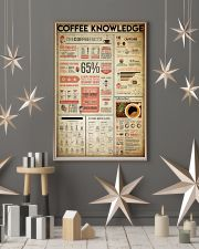 Coffee Knowledge 11x17 Poster lifestyle-holiday-poster-1