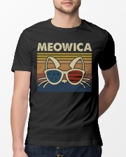 Meowica Classic T-Shirt lifestyle-mens-crewneck-front-13