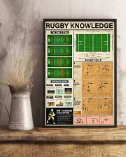 Rugby Knowledge 11x17 Poster lifestyle-poster-3