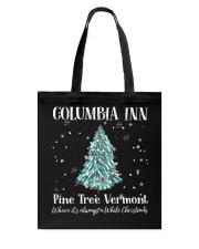 Pine Tree Vermont Tote Bag thumbnail