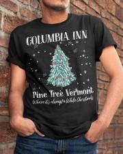 Pine Tree Vermont Classic T-Shirt apparel-classic-tshirt-lifestyle-26