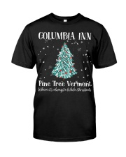 Pine Tree Vermont Classic T-Shirt front