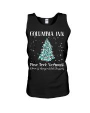 Pine Tree Vermont Unisex Tank thumbnail