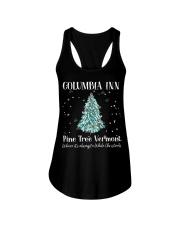Pine Tree Vermont Ladies Flowy Tank thumbnail