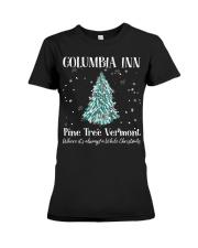 Pine Tree Vermont Premium Fit Ladies Tee thumbnail