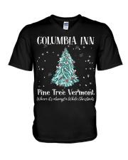 Pine Tree Vermont V-Neck T-Shirt thumbnail