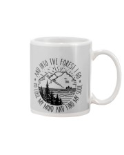 Into The Forest Mug thumbnail