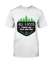 All Good Things Classic T-Shirt thumbnail