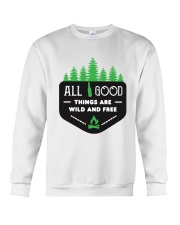 All Good Things Crewneck Sweatshirt thumbnail