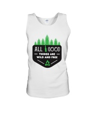 All Good Things Unisex Tank thumbnail