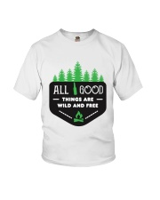 All Good Things Youth T-Shirt thumbnail