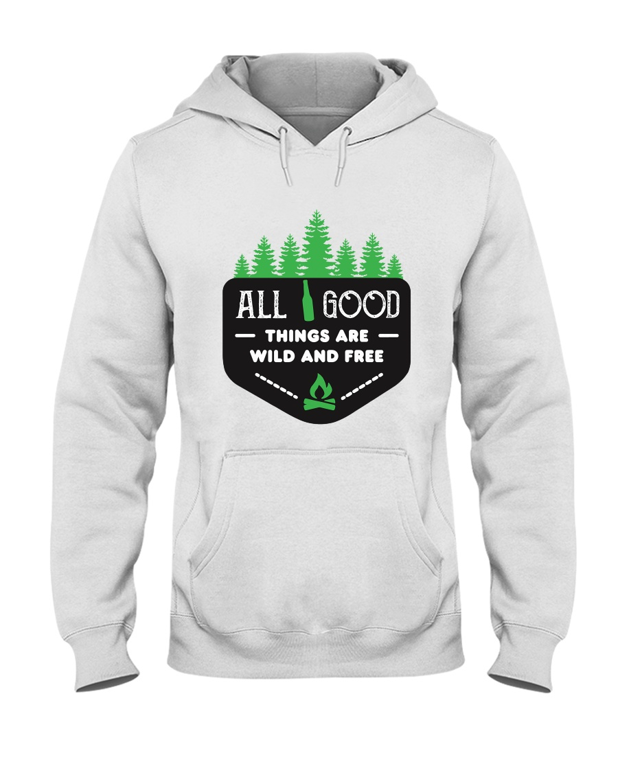 All Good Things Hooded Sweatshirt