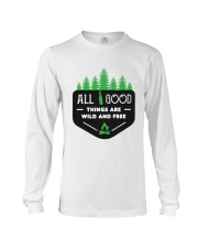 All Good Things Long Sleeve Tee thumbnail
