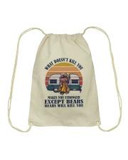 Make You Stronger Drawstring Bag thumbnail